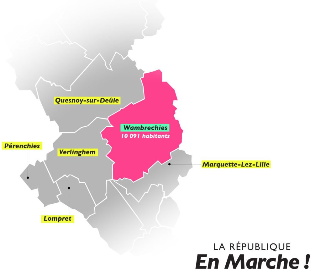 Législatives Wambrechies